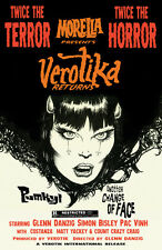 VEROTIKA RETURNS #3 DANZIG BISLEY Ltd Ed 70's MOVIE POSTER FAN CVR VEROTIK