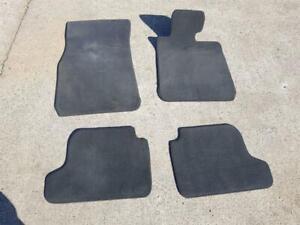 Bmw 2 Series 2014 On F22 Black Tailored Floor Car Mats Carpet //Rubber
