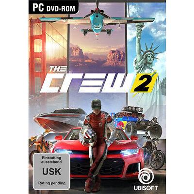 PC Computer Spiel The Crew 2 NEU NEW 55
