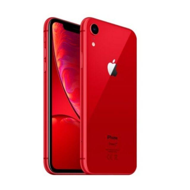 APPLE IPHONE XR 128GB 4GB RAM   RED  NUOVO SPEDIZIONE ASSICURATA
