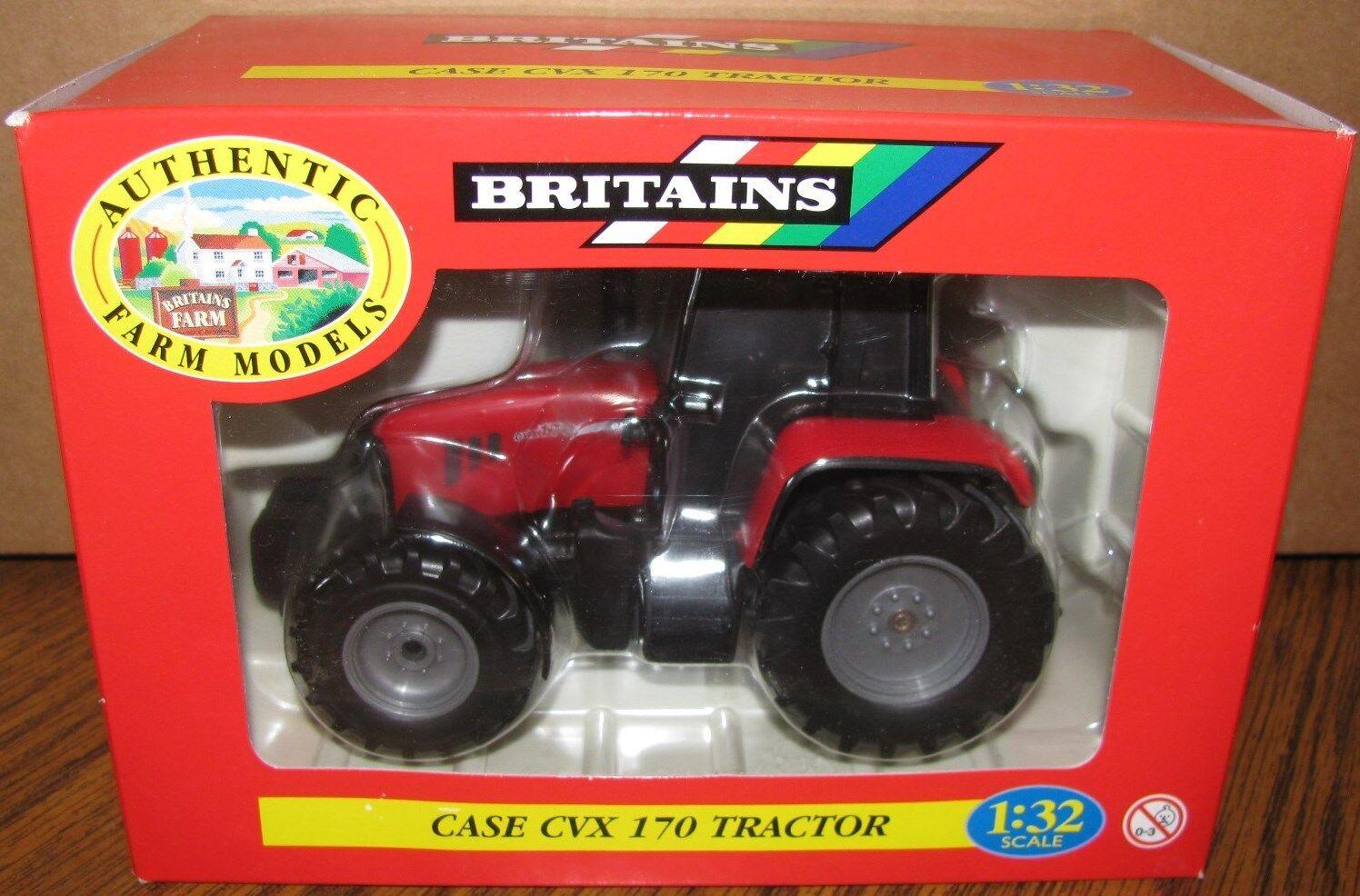 Case CVX 170  CVX170 CVX170 CVX170  Tractor 1 32 Britains Farm Toy 2001  NEW  Ertl 9c0ad0