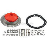 3 10 Bolt Stainless Fuel Cell Cap Aircraft Flush Mount Red