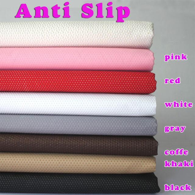Antislip vinyl Non slip fabric rubber Non Skid Rubber Treated Fabric 58