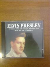 PRESLEY ELVIS - ELVIS PRESLEY - CD