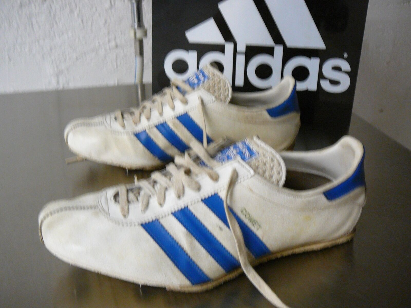 Adidas vintage Comet UK 11 with with with Box 5bcd8d