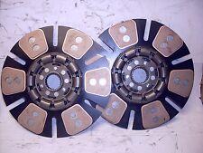 Massey Ferguson 1100 1130 1150 tractor clutch  discs