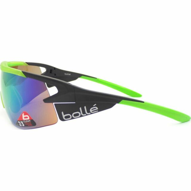 Gafas Bollé Aeromax Color Mate Negro / Green