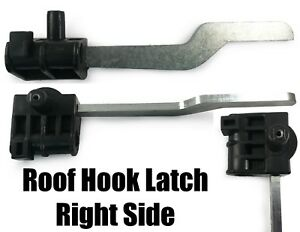Loquet-Kit-Reparation-Pour-BMW-Serie-6-E64-E65-Cabriolet-Cabriolet-Toit-Crochet-Droit