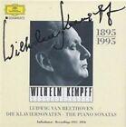 Beethoven: Die Klaviersonaten [Box Set] (CD, Dec-1995, 8 Discs, DG Deutsche Grammophon)