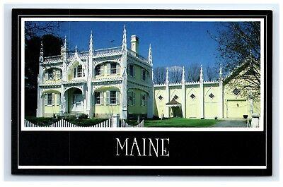Postcard Wedding Cake House Kennebunk Maine A19 Ebay
