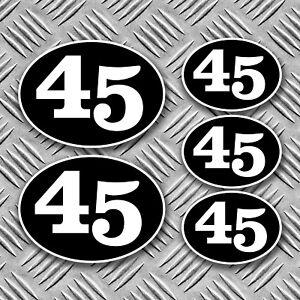 cafe-racer-45retro-stickers-scooter-racer-rocker-decals-kustom-harley-BSA