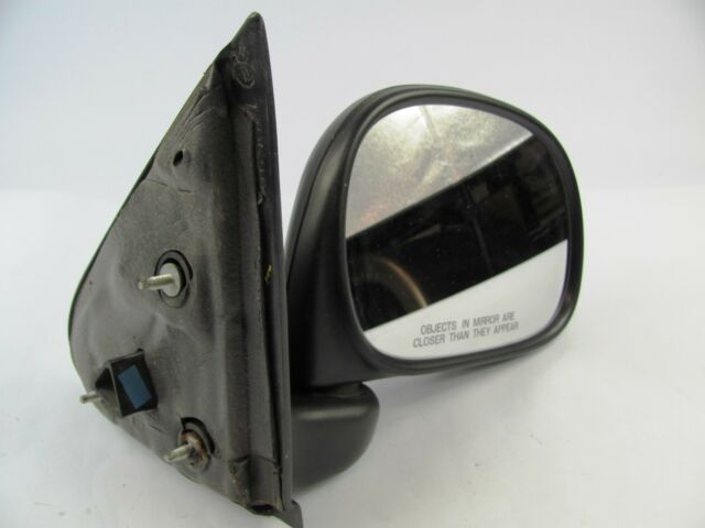 NEW Mirror 97-02 FORD PICKUP LIGHT DUTY Driver Left Side POWER-NON-HEATED