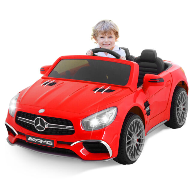 12v Mercedes-Benz Power Kids Ride On Cars Electric Toy