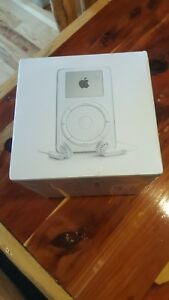 RARE-2002-Apple-iPod-Classic-20GB-2nd-Gen-Factory-Sealed-NEW