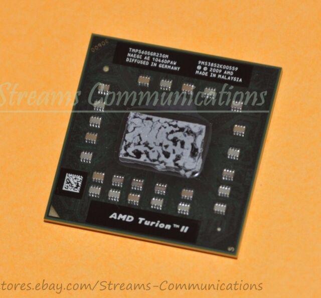 AMD Turion II Dual-Core Mobile P560 2.5 GHZ Laptop Processor CPU TMP560SGR23GM