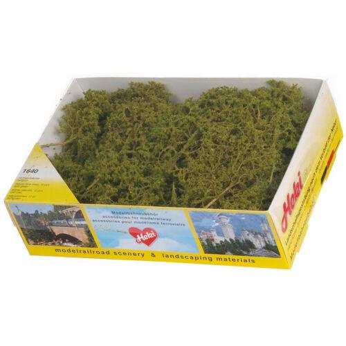+ Heki 1640 h0//tt//n nature arbres + NOUVEAU /& NEUF dans sa boîte 12 pièce vert clair
