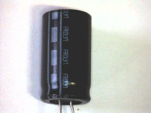 5x Elko Capacitor 220uf 100v 105 ° FROLYT EKS