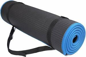 Extra-Thick-Yoga-Mat-Exercise-Mat-Workout-Fitness-Pilates-Non-Slip-Eco-Foam