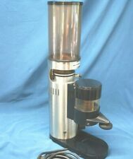 Rosito Bisani Md2000 Commercial Burr Coffee Grinder Made Italy Tested Works
