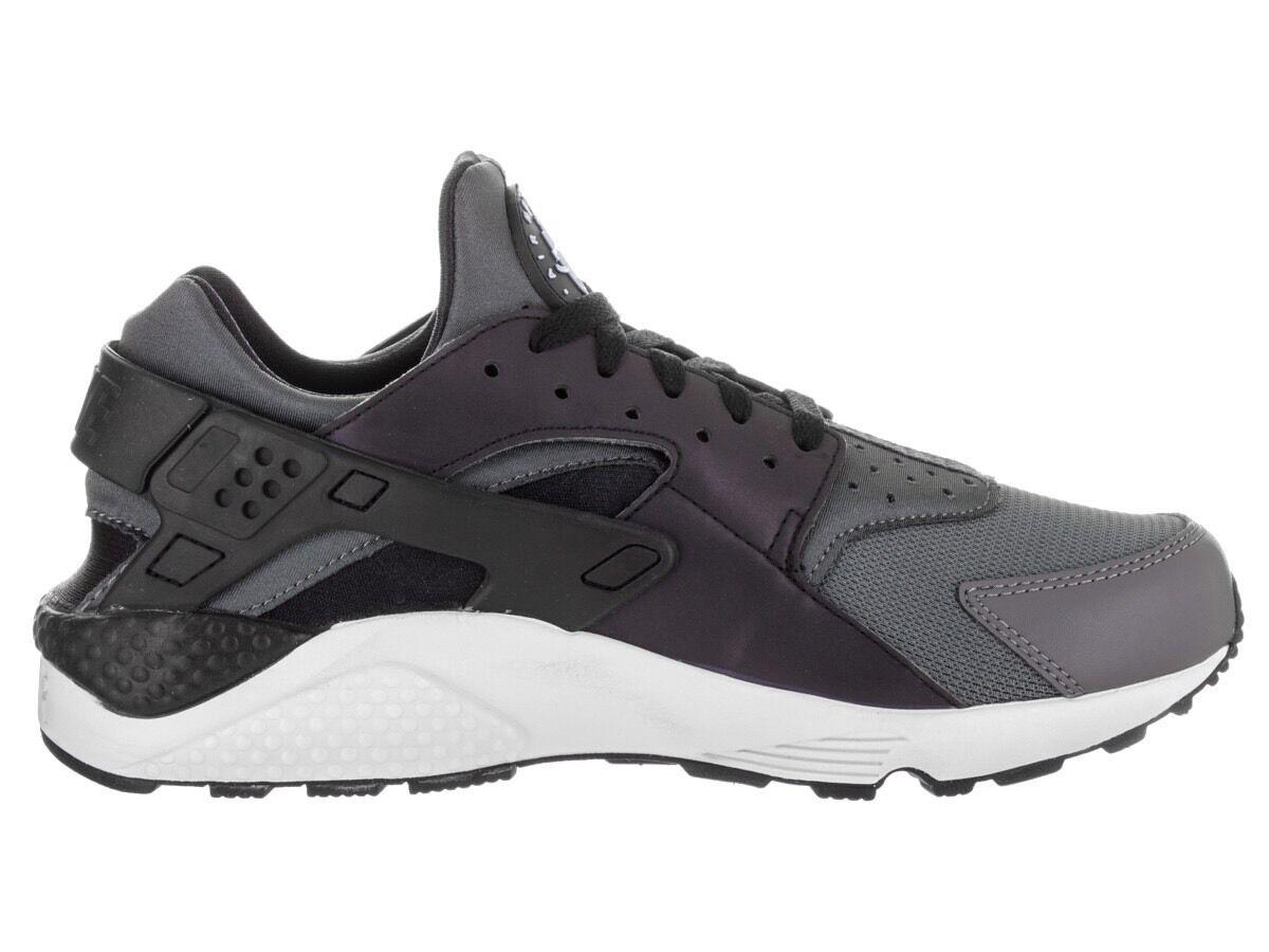 Nike Air oscuro huarache Run PRM 'gris oscuro Air / negro reflexivo' sz 8 1a0a2b