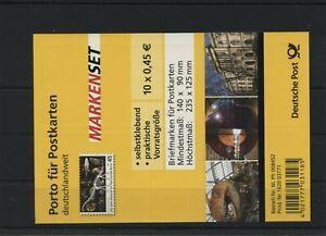 Germany-BRD-Federal-Folienblatt-RC-5-Postmarked-Used-More-See-Shop