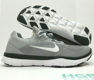 409d2cd4c3e8 Nike Free Trainer V7 TB Mens Grey Black White Running Training ...