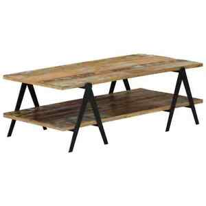 vidaXL-Coffee-Table-Solid-Reclaimed-Wood-115x60x40cm-Living-Room-Accent-Table