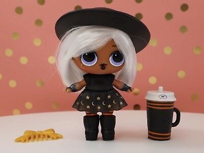 Lil Punk boi boy /& Witchay Baby LOL Surprise Doll Hair Goals Makeover Series 5