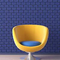 Zulu Allover Stencil - Small - Sturdy Reusable Wall Stencils - Trendy Design