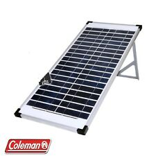 Coleman Sunforce  40W 12V Solar Panel with Stand 40 Watt 12 Volt Rv Off Grid