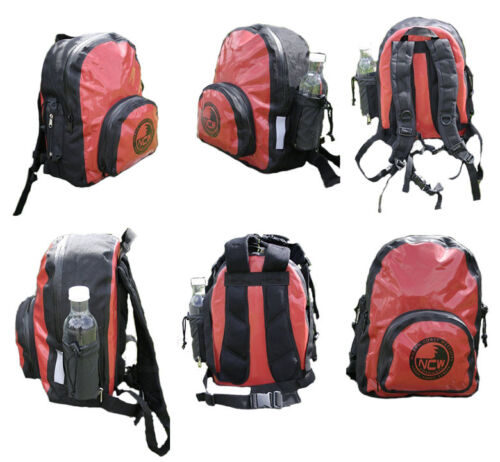 Seamless /& waterproof Waterproof 20L dry bag rucksack with padded back /& straps