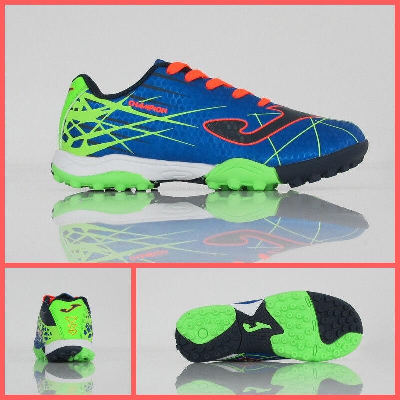 JOMA five-a-side football shoes turf baby CHAMPION 904 CHAJS.904.TF blueE january