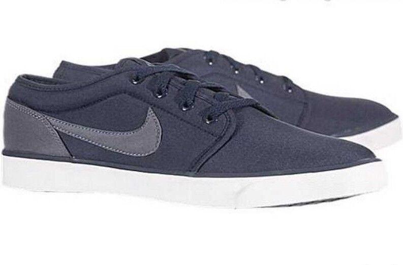 Nike Coast Classic canvas sustancia nuevo textil zapatos nuevo sustancia gr43 azul/obsidiana Capri 10e116