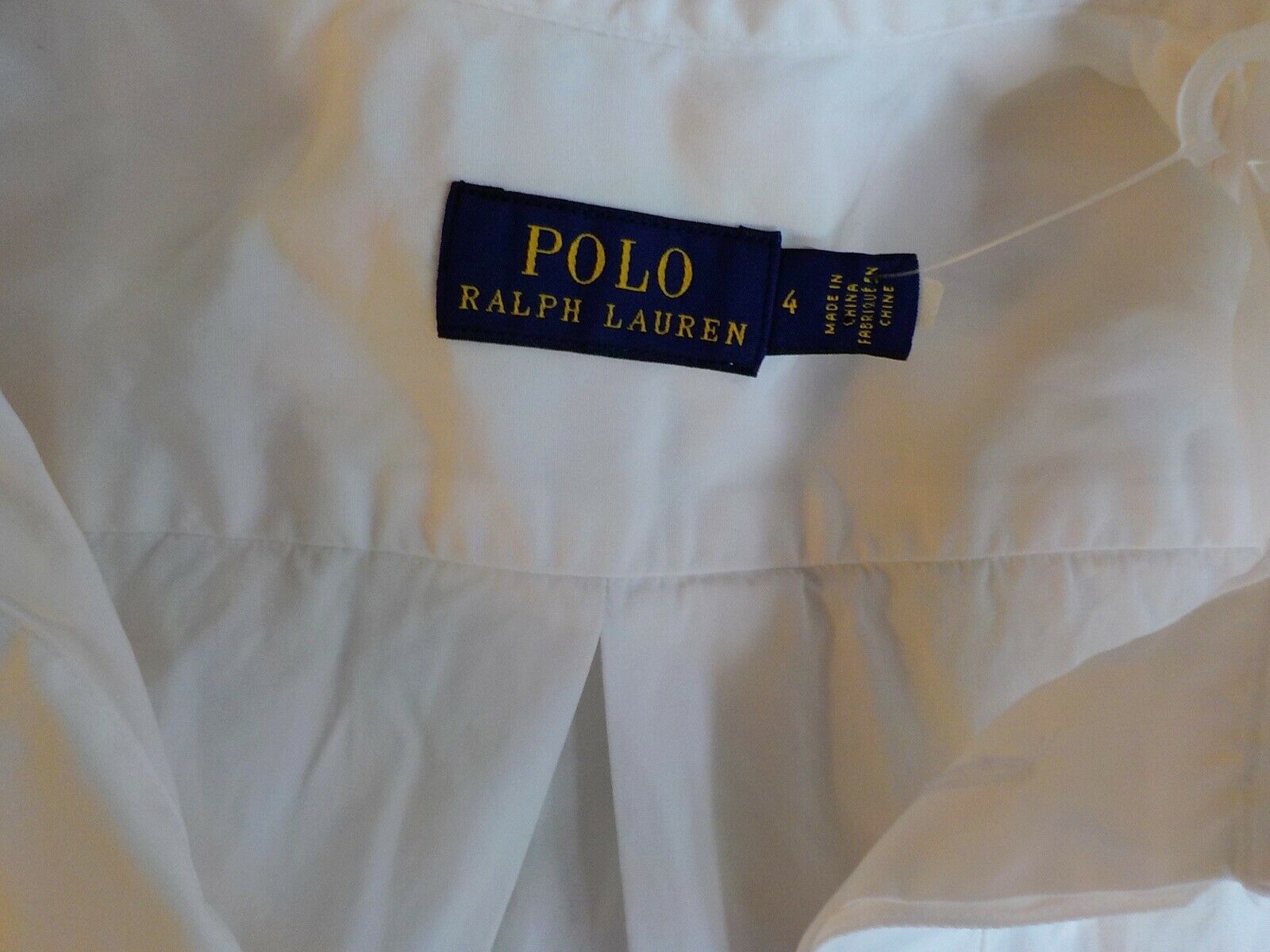POLO RALPH LAUREN Women's Solid Popover Tunic Shi… - image 5