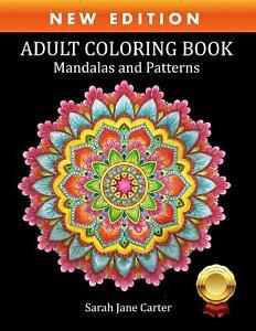 Adult-Coloring-Book-Mandalas-and-Patterns-Sarah-Jane-Carter-Coloring-Books