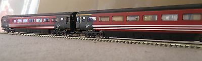 DCC9 Coach Lighting Kit for 9 coaches with rear lamps for gauge OO upwards