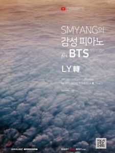 SMYANG-039-s-Piano-Collection-Music-Book-for-BTS-lt-Love-Yourself-039-Tear-039-gt-K-POP-Nu