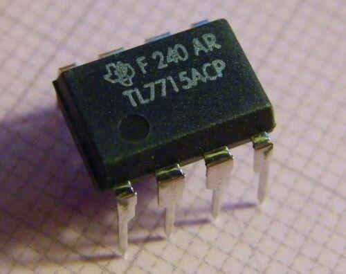10x TL7715ACP Supply-Voltage Supervisor Texas Instruments