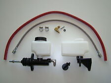 Hydraulic Clutch Conversion 84 97 Chevy T5 Amp T56 Steel Braided 36 Line