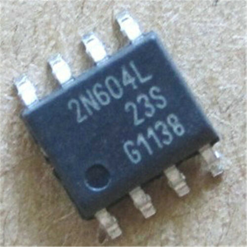 5PCS BSO2N604L 2N604L SOP8  new