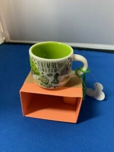 2019 Disney Parks Starbucks Animal Kingdom Been There Series Ornament Mug