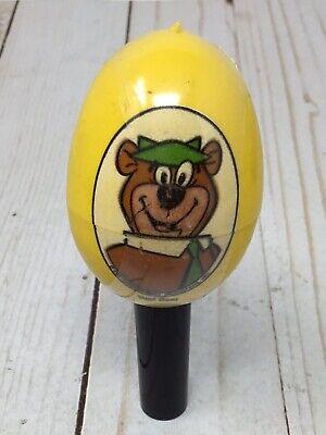 Hanna Barbera EGG SCOOBY DOO Brown Collectible Vending Machine RARE HTF