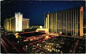 Vintage Postcard - Beautiful MGM Grand Hotel Las Vegas 1985 Posted #3267