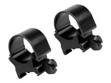 Weaver Detachable Top Mount Riflescope Rings 1in High 49050