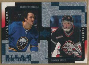 2000-01-Upper-Deck-Legends-Hockey-Base-Parallel-amp-Inserts-UPick-from-list
