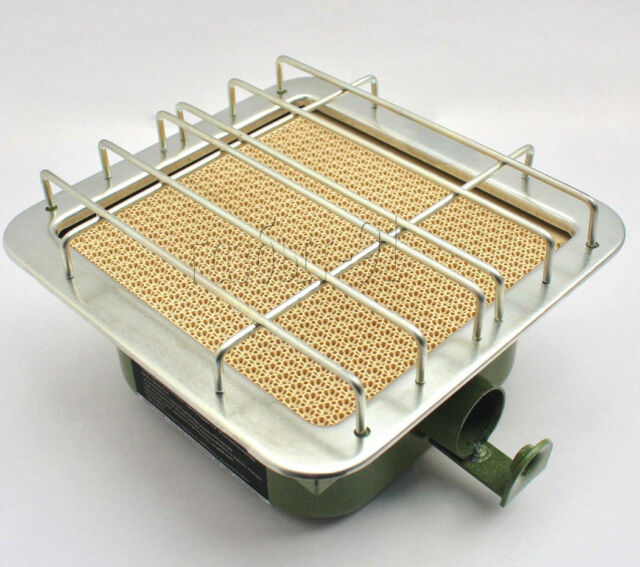 Propane Infrared Heater Portable Gas Outdoor Garage ...