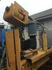Gorbel Full Cantilever Jib Crane 5 Ton Capacity Span 10 Ft Good Condition