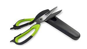 Kitchen-shear-scissors-shears-poultry-magnet-nut-cracker-peeler-opener