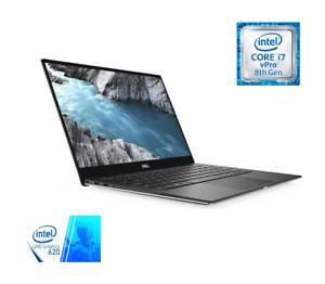 "Dell XPS 13 9370 Laptop 13.3"" 4K Touchscreen, i7-8550U, 8GB RAM, 256GB SSD"