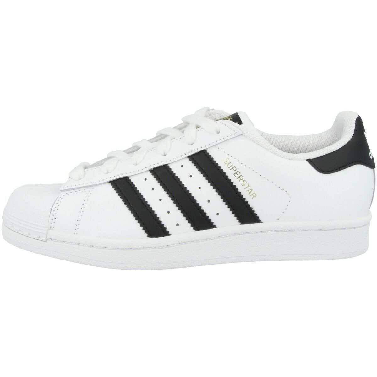 Superstar Adidas damen C77153 Weiß Turnschuhe Damen